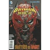 GIBI BATMAN AND RED HOOD N°20