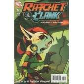 GIBI RATCHET AND CLANK N°05