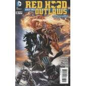 GIBI RED HOOD AND THE OUTLAWS N°31