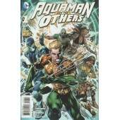 GIBI AQUAMAN AND THE OTHERS N°01