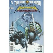 GIBI BATMAN AND FRANKENSTEIN N°31