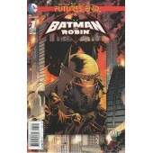 GIBI BATMAN AND ROBIN - FUTURES END N°01