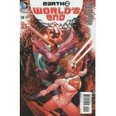 GIBI EARTH 2 - WORLDS END N°19
