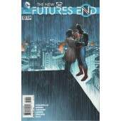 GIBI THE NEW 52 - FUTURES END N°17