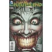 GIBI THE NEW 52 - FUTURES END N°20