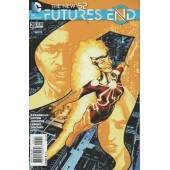GIBI THE NEW 52 - FUTURES END N°29