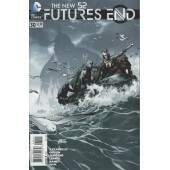 GIBI THE NEW 52 - FUTURES END N°30