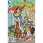 GIBI SCOOBY-DOO TEAM-UP N°09