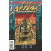 GIBI ACTION COMICS - FUTURES END N°01