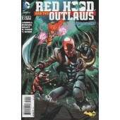 GIBI RED HOOD AND THE OUTLAWS N°35