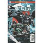 GIBI DETECTIVE COMICS - FUTURES END N°01