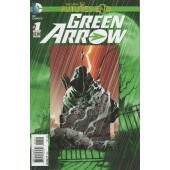 GIBI GREEN ARROW - FUTURES END N°01
