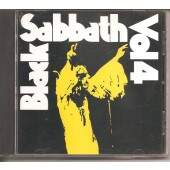 CD BLACK SABBATH - VOL. 4