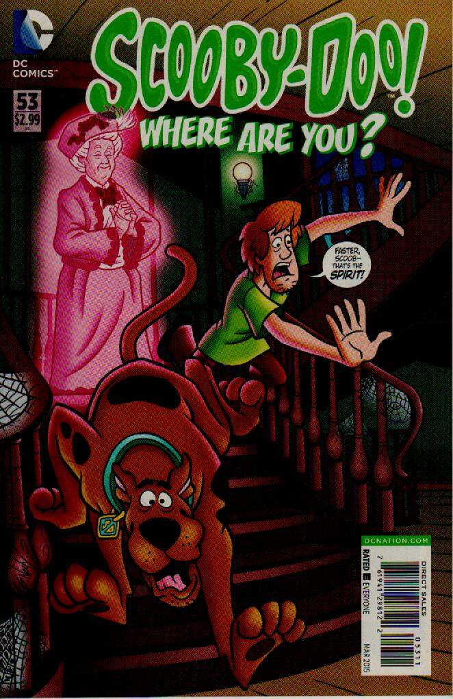 GIBI SCOOBY-DOO WHERE ARE YOU? N°53