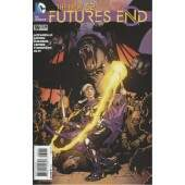 GIBI THE NEW 52 - FUTURES END N°39