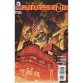 GIBI THE NEW 52 - FUTURES END N°43