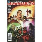 GIBI THE NEW 52 - FUTURES END N°45
