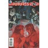 GIBI THE NEW 52 - FUTURES END N°11