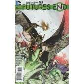 GIBI THE NEW 52 - FUTURES END N°12