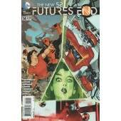 GIBI THE NEW 52 - FUTURES END N°14