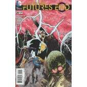 GIBI THE NEW 52 - FUTURES END N°24
