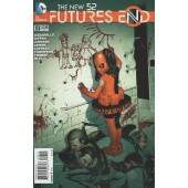 GIBI THE NEW 52 - FUTURES END N°33