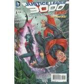 GIBI JUSTICE LEAGUE 3000 N°02