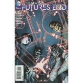 GIBI THE NEW 52 - FUTURES END N°10