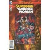 GIBI SUPERMAN / WONDER WOMAN - FUTURES END N°01