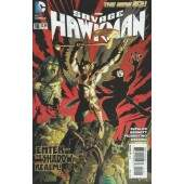 GIBI THE SAVAGE HAWKMAN N°18