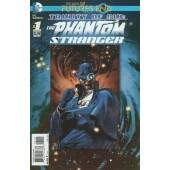 GIBI TRINITY OF SIN THE PHANTOM STRANGER - FUTURES END N°01