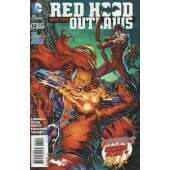 GIBI RED HOOD AND THE OUTLAWS N°34