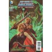 GIBI HE-MAN AND THE MASTERS OF THE UNIVERSE N°17