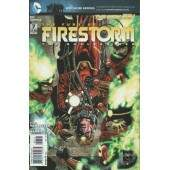 GIBI THE FURY OF FIRESTORM - THE NUCLEAR MEN N°07