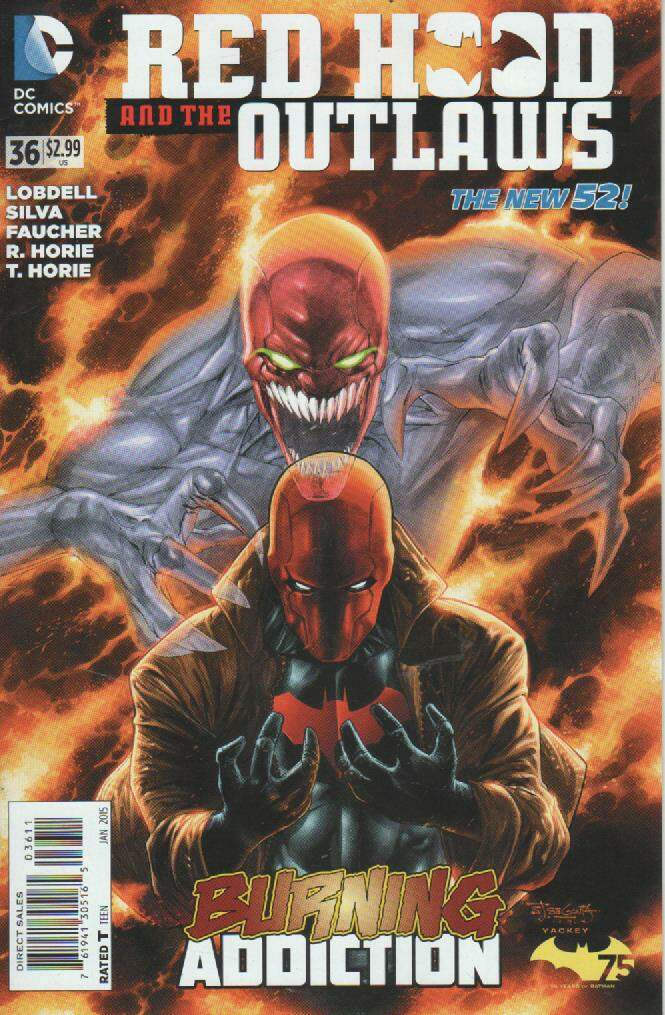 GIBI RED HOOD AND THE OUTLAWS N°36