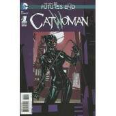 GIBI CATWOMAN - FUTURES END N°01