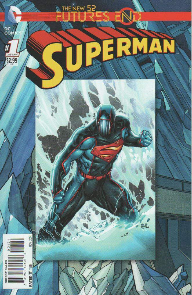GIBI SUPERMAN - FUTURES END N°01