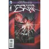 GIBI JUSTICE LEAGUE DARK - FUTURES END N°01