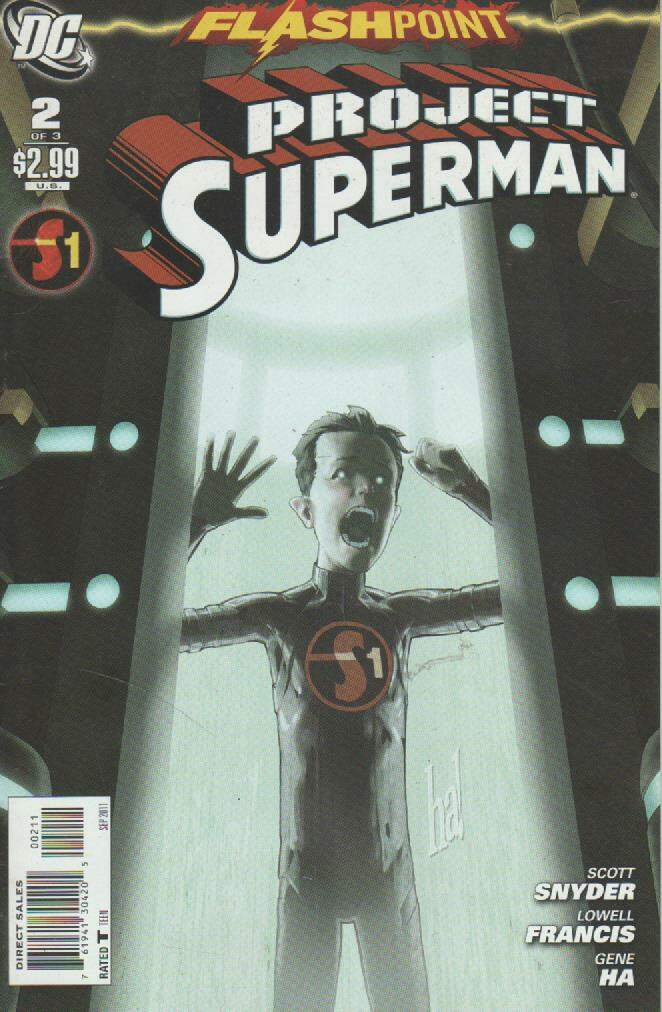 GIBI FLASHPOINT - PROJECT SUPERMAN N°02