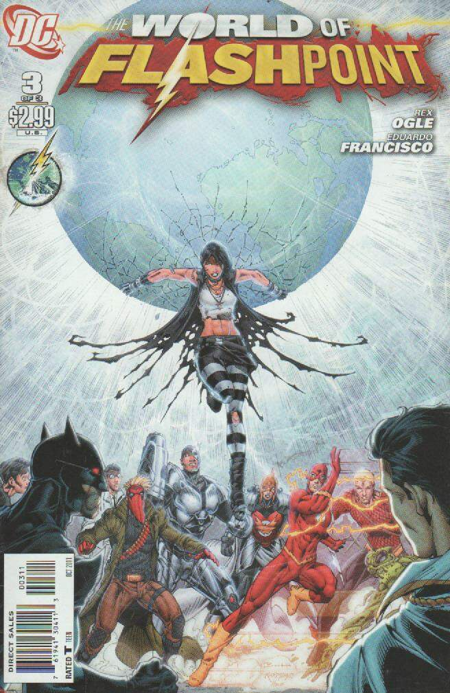 GIBI FLASHPOINT - THE WORLD OF FLASHPOINT N°03
