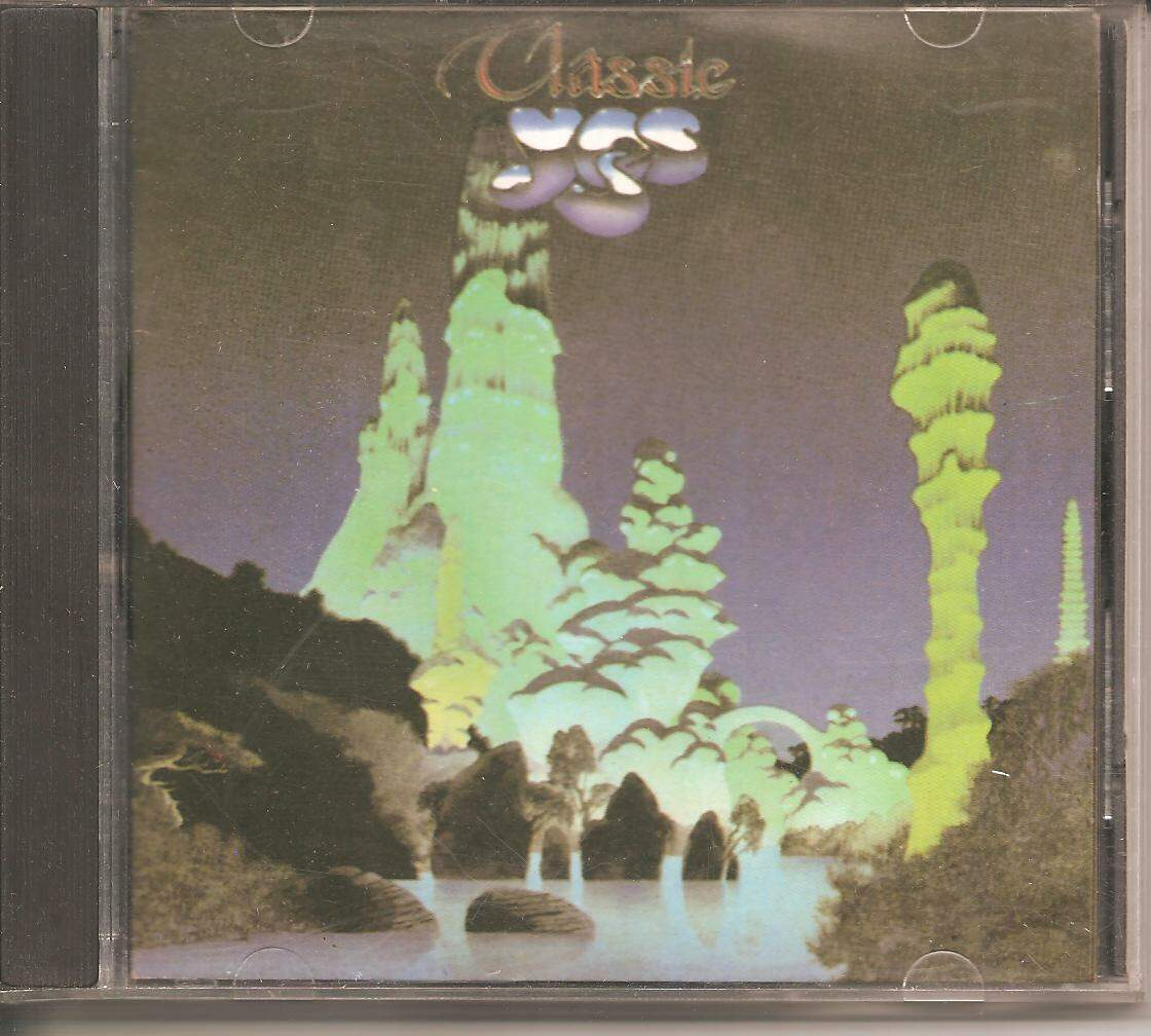 CD YES - CLASSIC YES