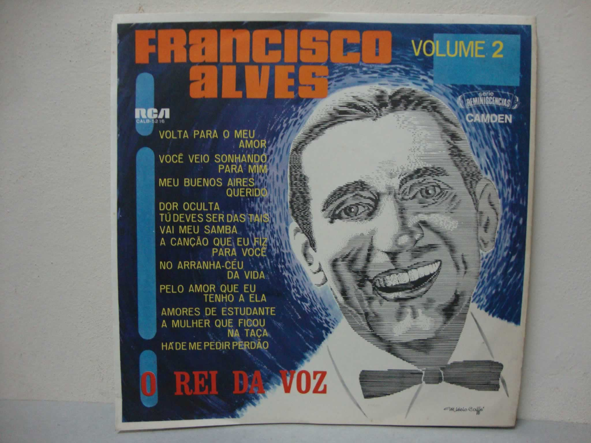 VINIL FRANCISCO ALVES VOLUME 2