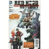 GIBI RED HOOD AND THE OUTLAWS N°28