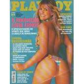 REVISTA PLAYBOY N°345 - LÍVIA LEMOS