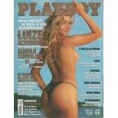 REVISTA PLAYBOY N°317 - LUIZE ALTENHOFEN
