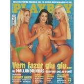 REVISTA PLAYBOY N°311 - MALLANDRINHAS