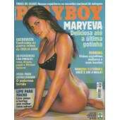 REVISTA PLAYBOY N°336 - MARYEVA