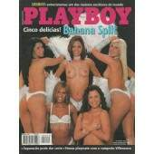 REVISTA PLAYBOY N°279 - BANANA SPLIT