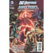 GIBI DC UNIVERSE VS. MASTER OF THE UNIVERSE N°06
