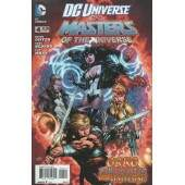 GIBI DC UNIVERSE VS. MASTERS OF THE UNIVERSE N°04